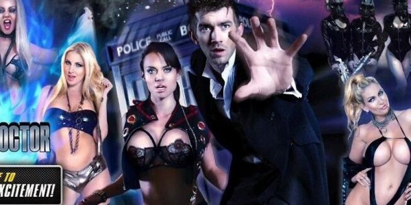 The Doctor Wins 3 at AVN!